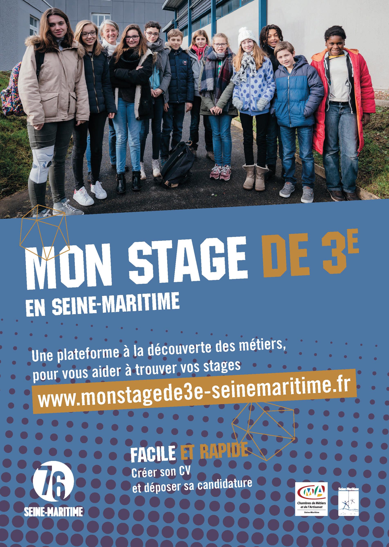 mon stage en 3e en seine-maritime - mon stage en 3e