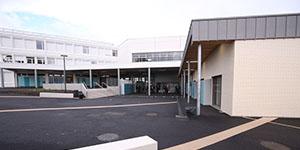 Inauguration du nouveau collège Francis Yard à Buchy